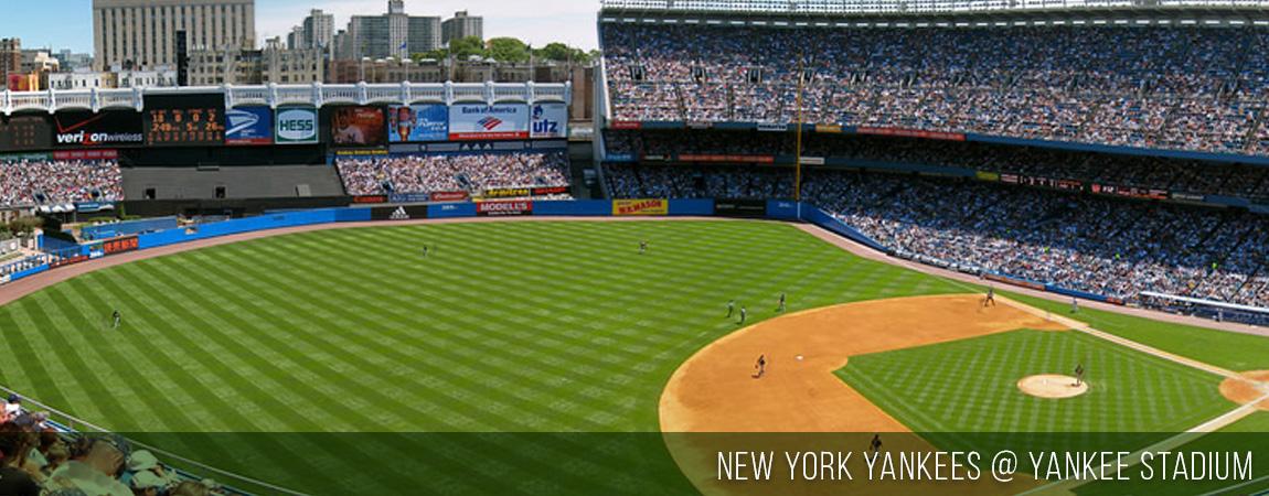 Warners Athletic Construction – New York Yankees @ Yankee Stadium